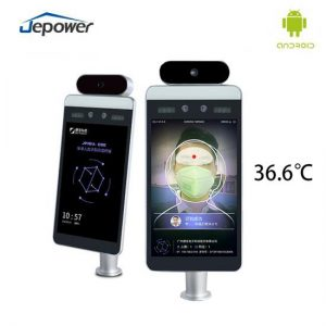 Skener i kamera za mjerenje temperature